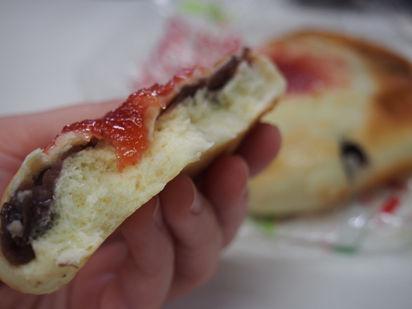 パリドールサノ ダリアパン