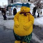 上杉雪灯篭祭りに行ってみたら、いろいろ発見!!