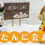 米沢市の直江兼続マスコットキャラクターがゆる可愛すぎ!かねたんとけーじろーのお出かけに直撃!