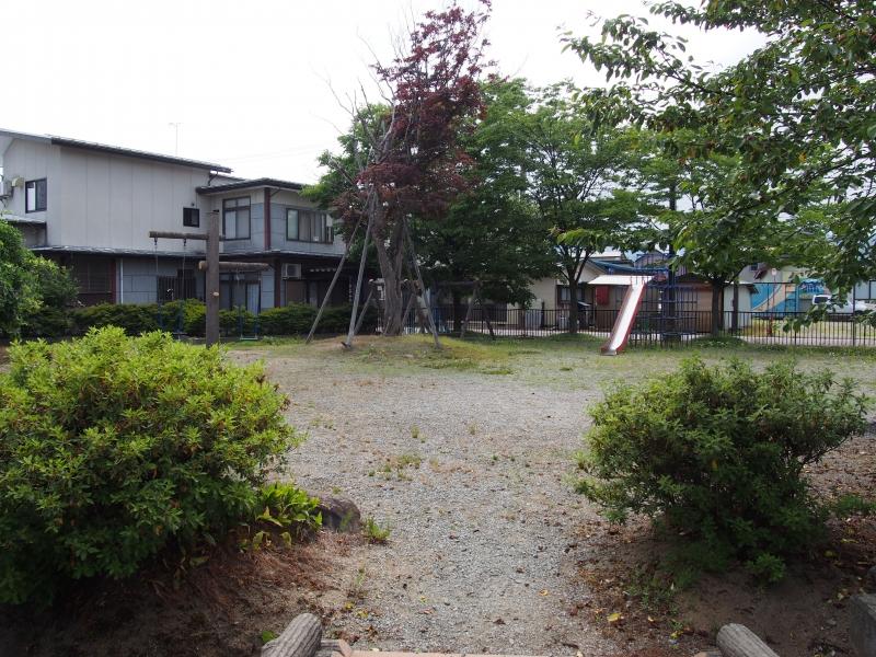 萩生駅公園